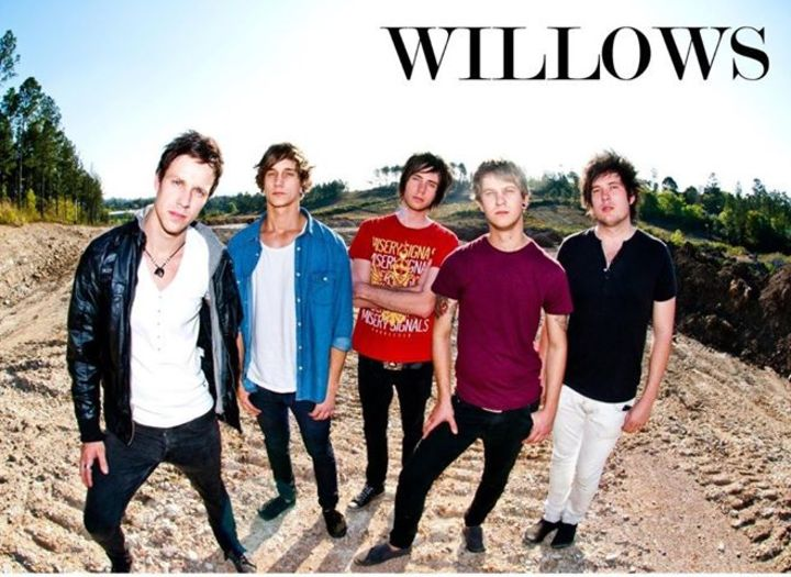 WILLOWS Tour Dates