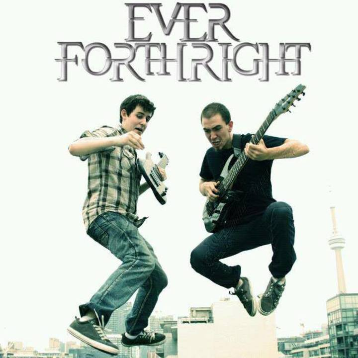 Ever Forthright Tour Dates