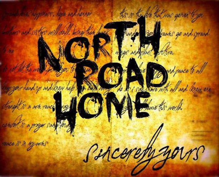 North Road Home Tour Dates