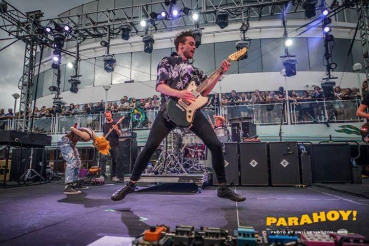 Paramore Tour Dates