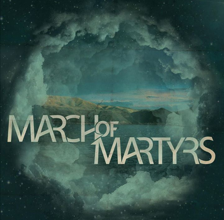 March of Martyrs (Official) Tour Dates