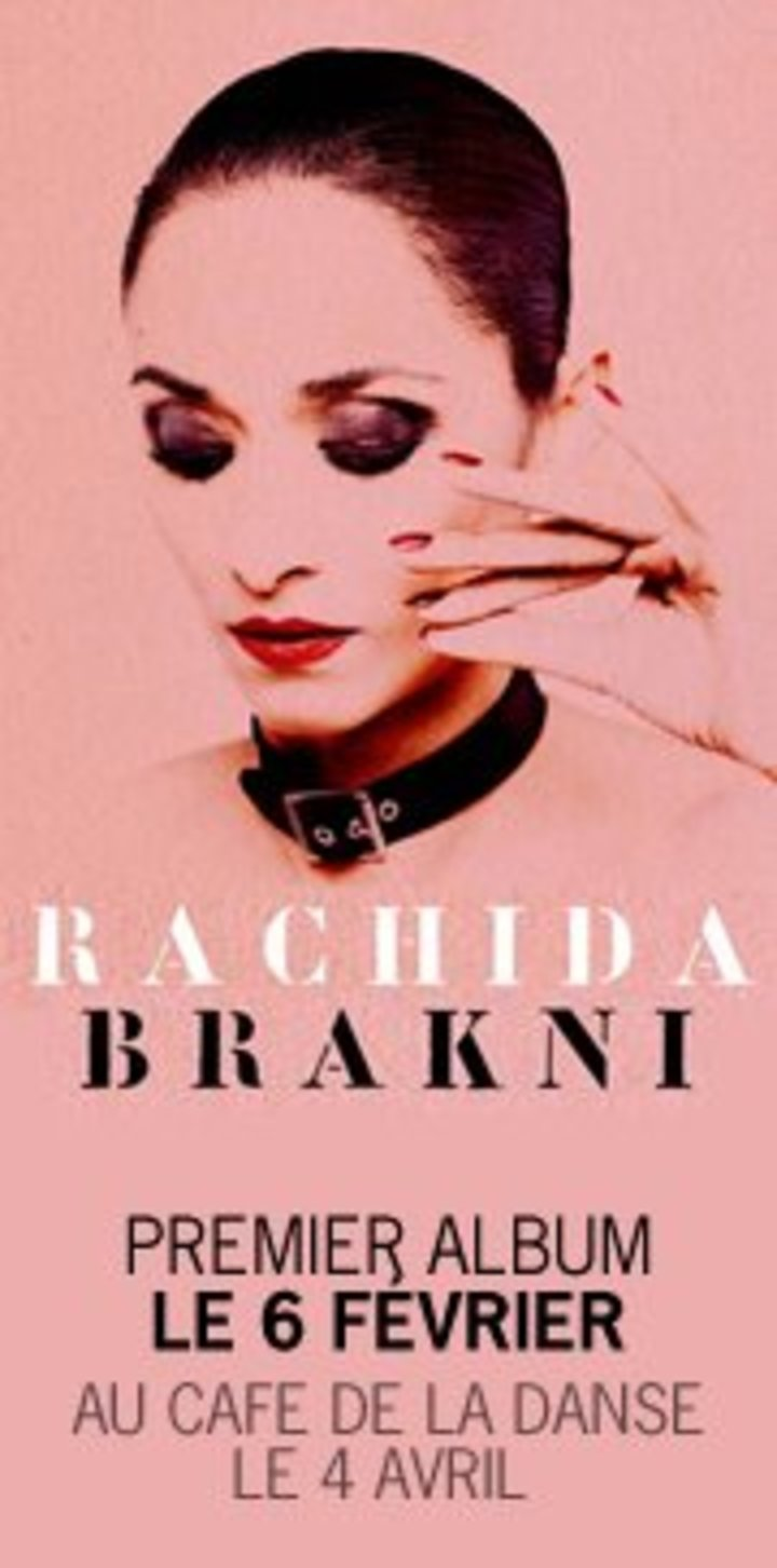 Rachida Brakni Tour Dates