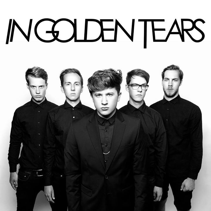 In Golden Tears Tour Dates