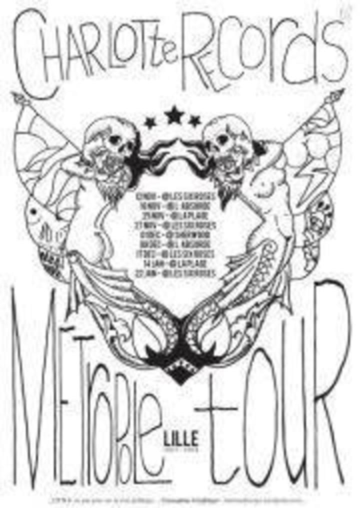 Charlotte Record métropole Tour Tour Dates