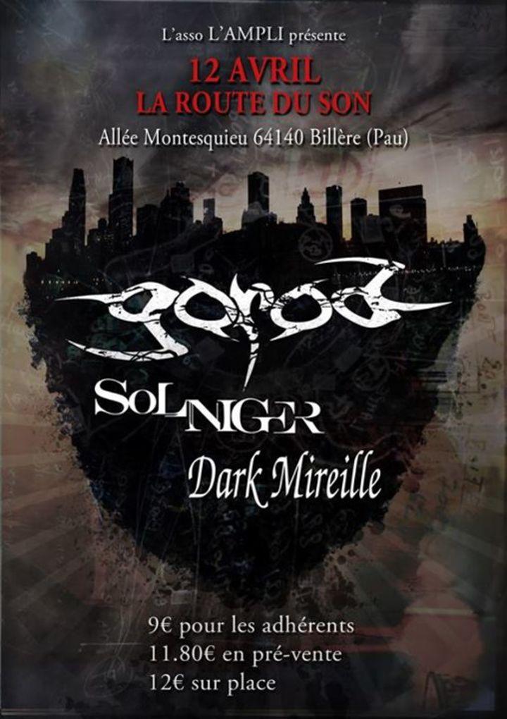 Sol Niger Tour Dates