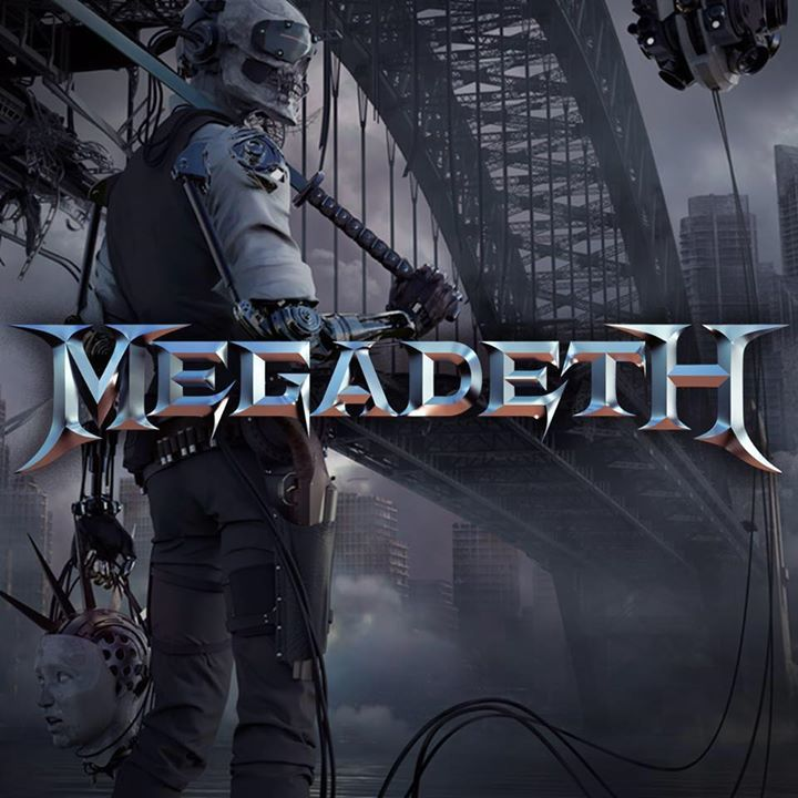 Megadeth @ La Hacienda Event Center - Midland, TX