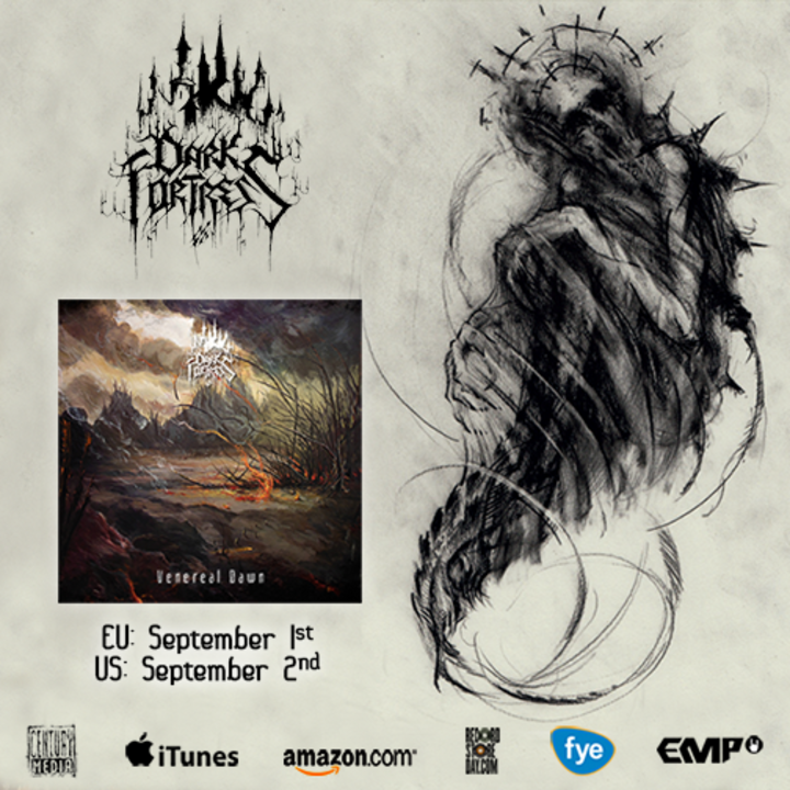 Dark Fortress Tour Dates