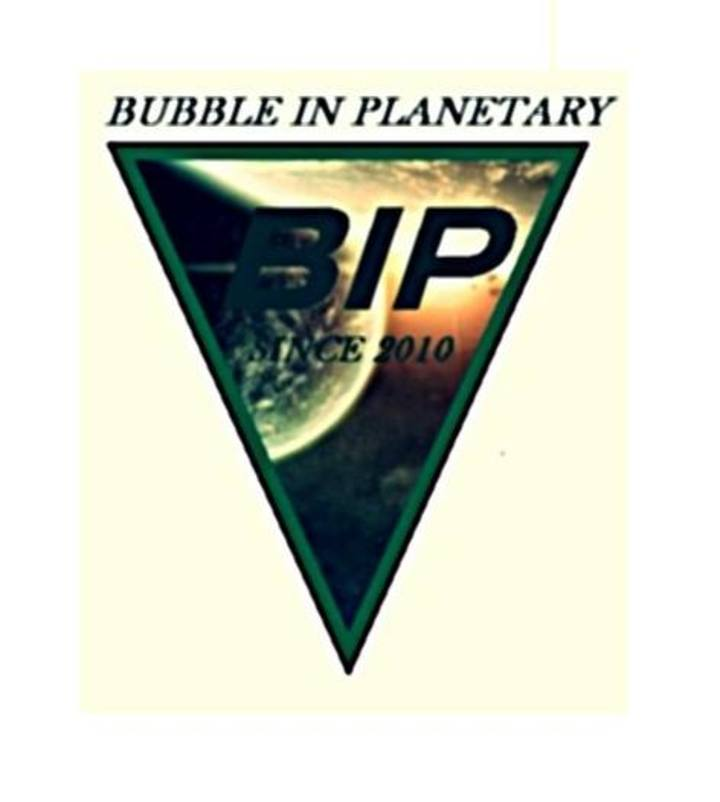 BUBBLE IN PLANETARY Tour Dates