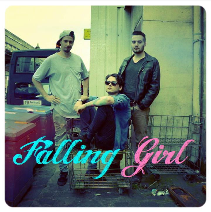 Falling Girl Tour Dates