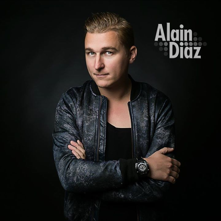 Alain Diaz Tour Dates