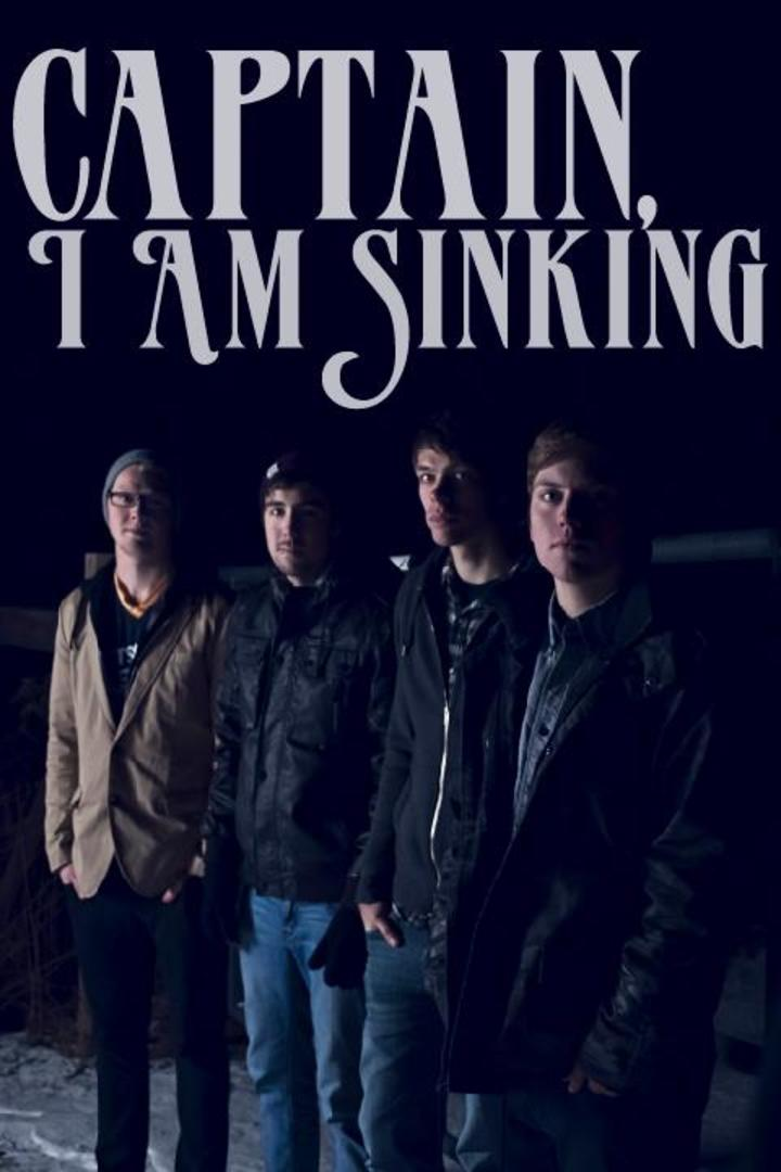Captain, I Am Sinking Tour Dates