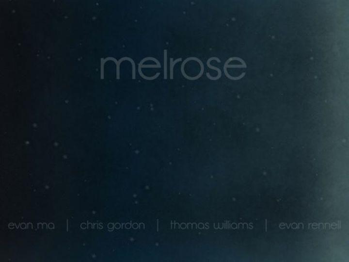 Melrose Tour Dates