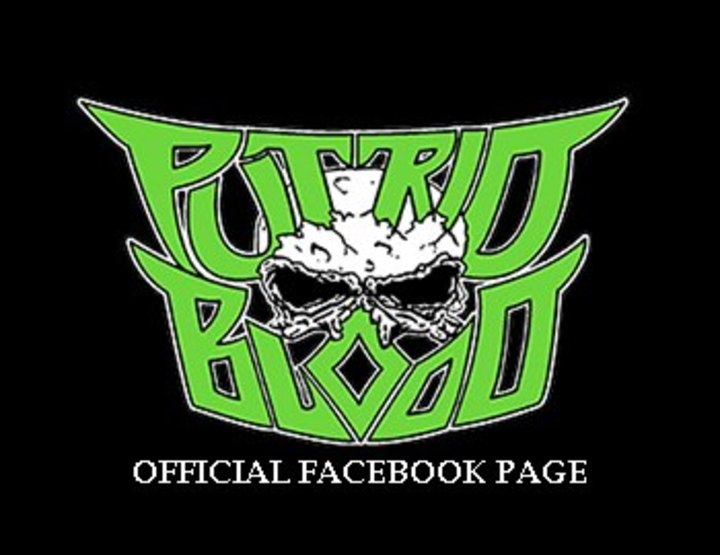 Putrid Blood Tour Dates