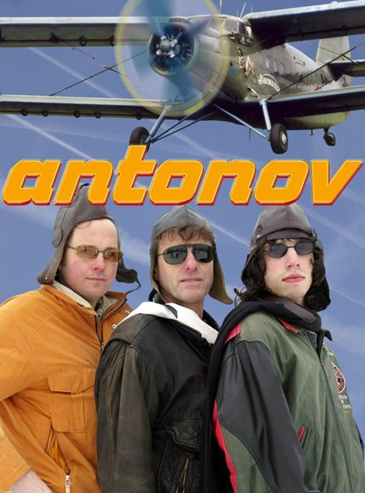 Antonov Tour Dates