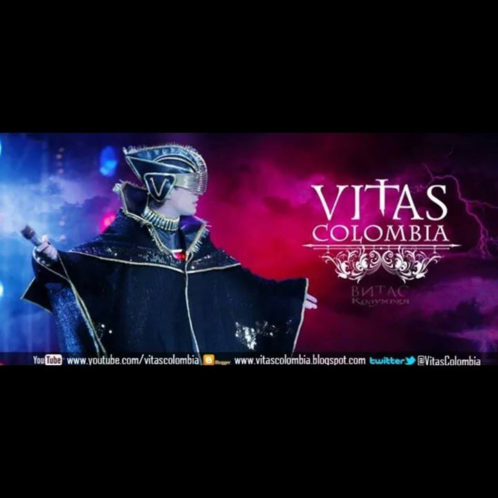 Витас Колумбия - Vitas Colombia Tour Dates