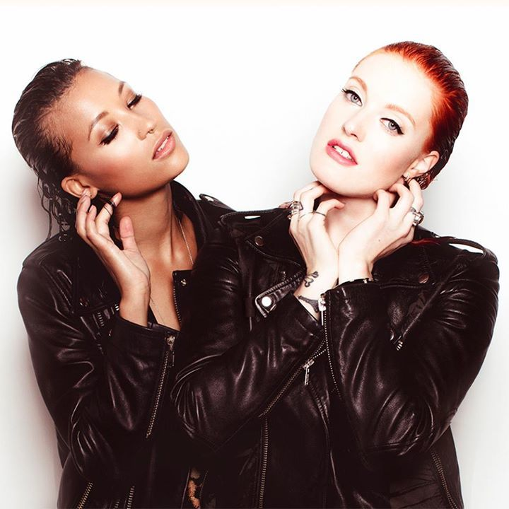 Icona Pop @ Odyssey Arena - Belfast, United Kingdom