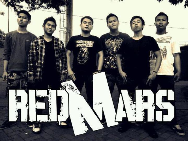 Redmars Tour Dates