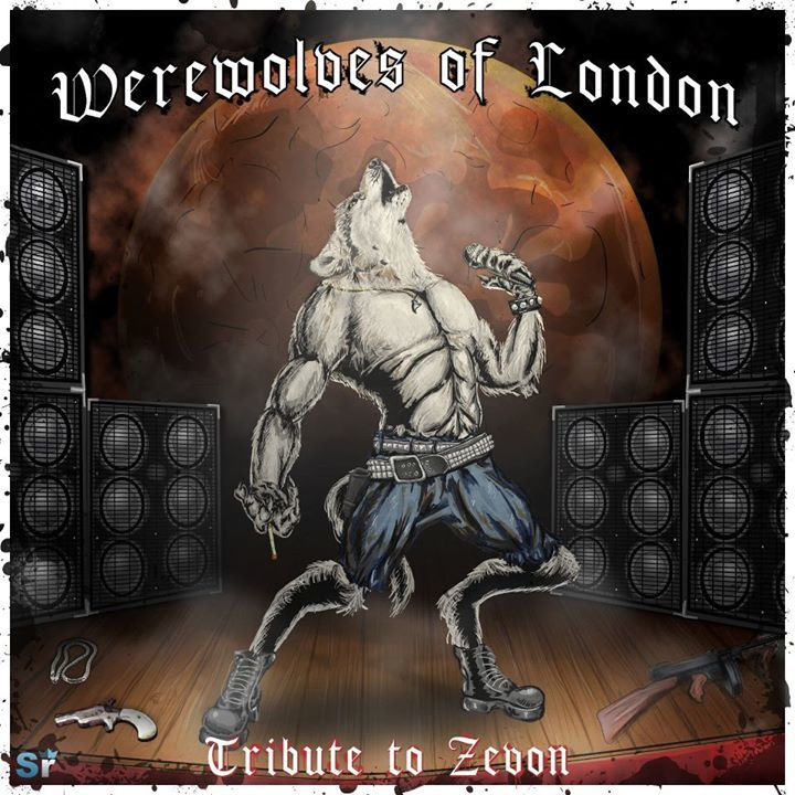Werewolves of London Tribute to Zevon Tour Dates