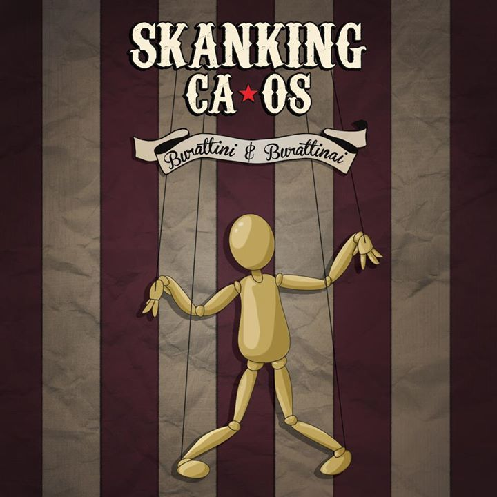 SKANKING CAOS Tour Dates