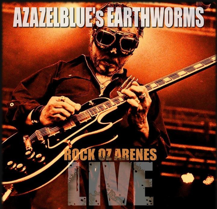 AZAZELBLUE's EARTHWORMS Tour Dates