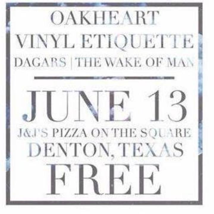 The Wake Of Man Tour Dates