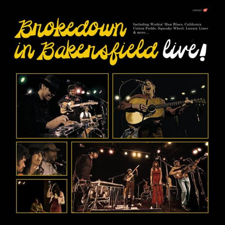 Brokedown in Bakersfield Tour Dates
