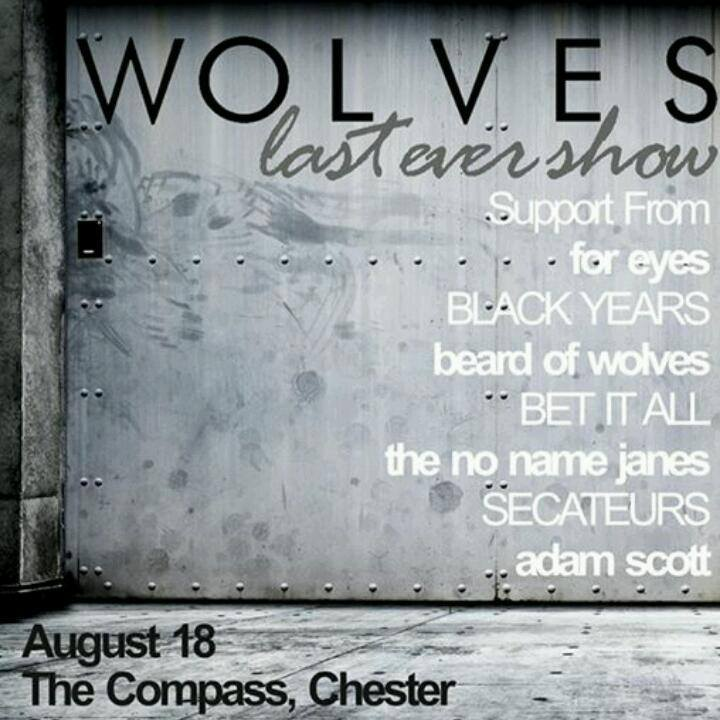 Wolves Tour Dates