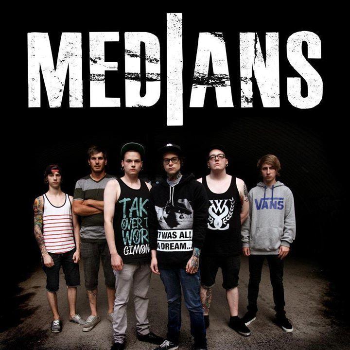 Medians Tour Dates