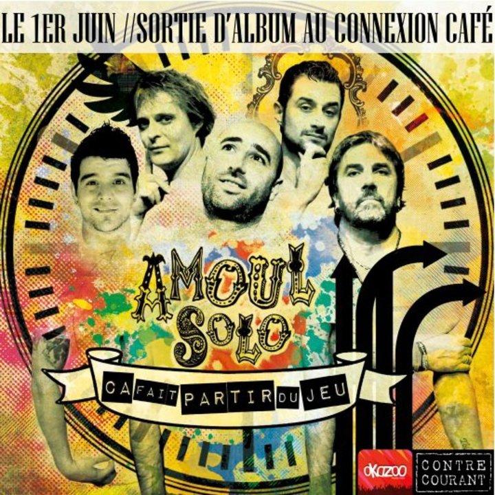 AMOUL SOLO Tour Dates