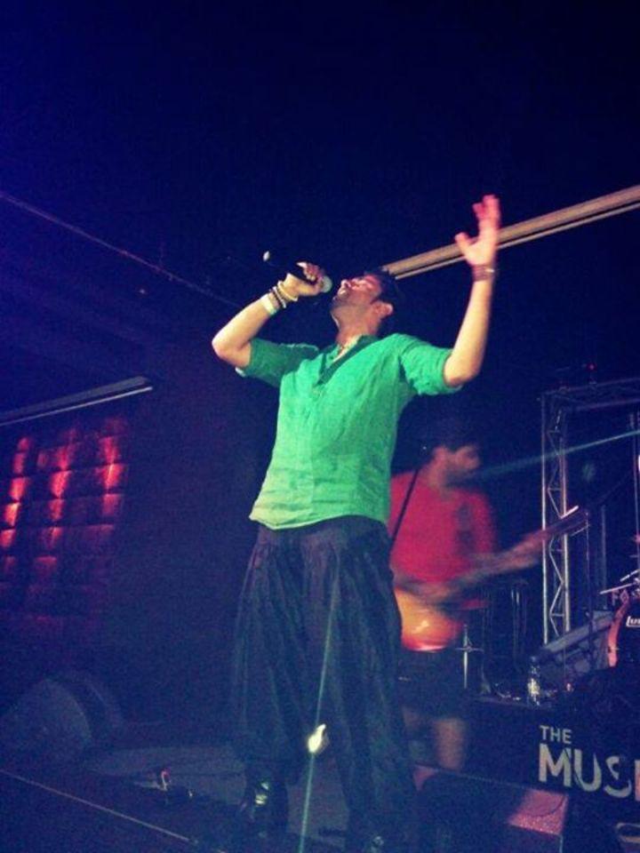 Anupam Nair Tour Dates