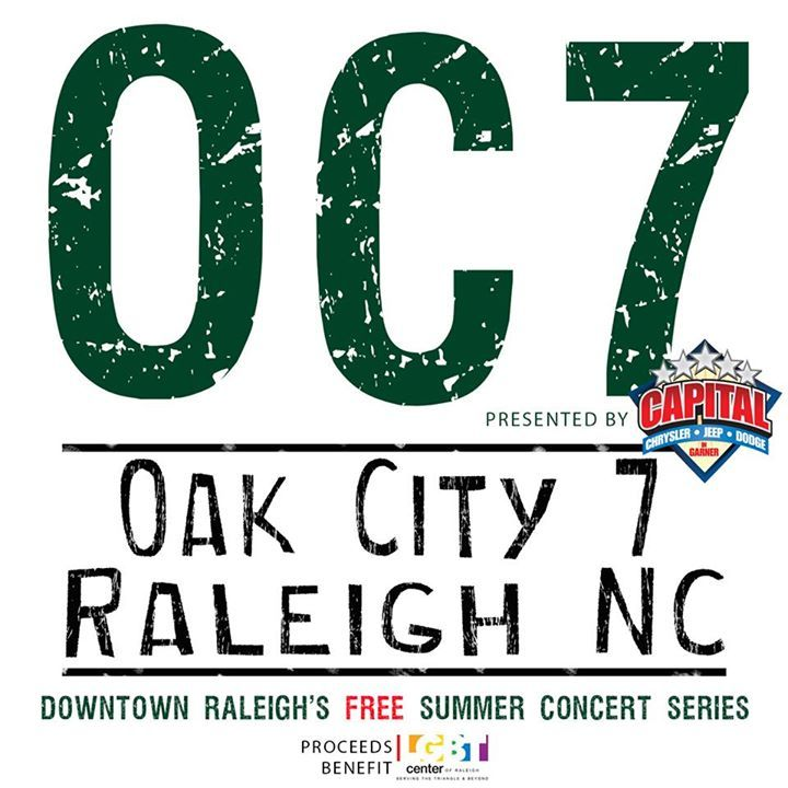 Oak City Seven Tour Dates