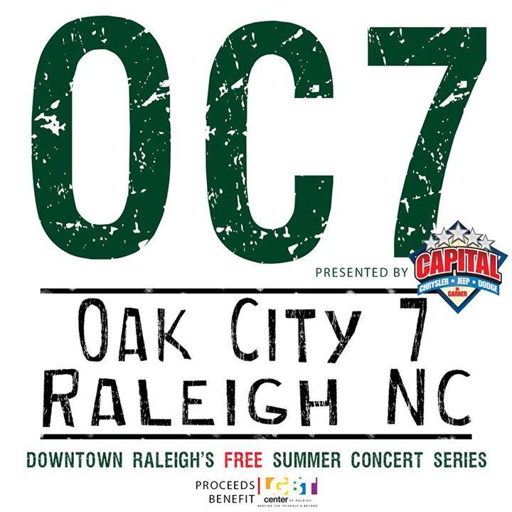 Oak City Seven Tour Dates