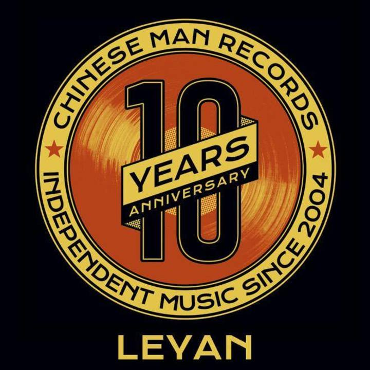 LeYan - Chinese Man Records Tour Dates