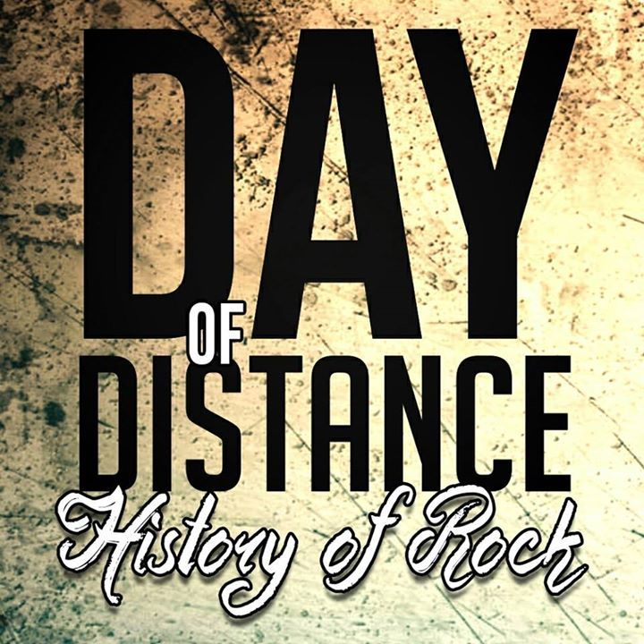 The Day of Distance Tour Dates