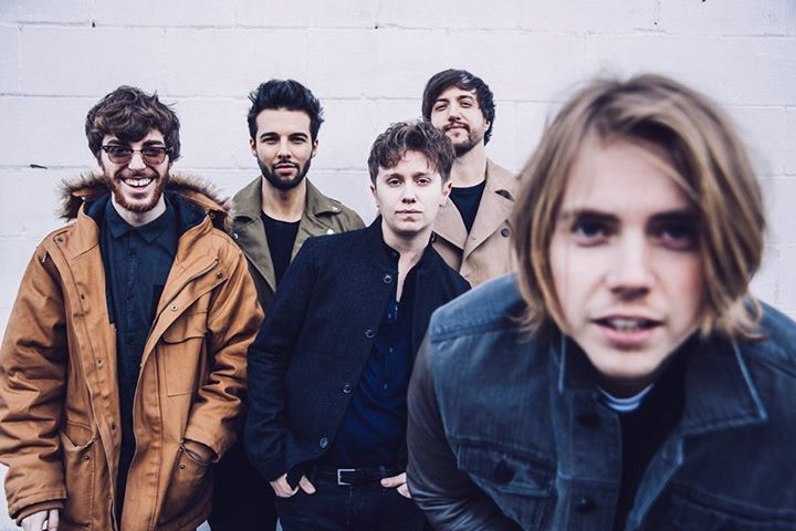 Nothing But Thieves @ Manchester Academy - Manchester, United Kingdom