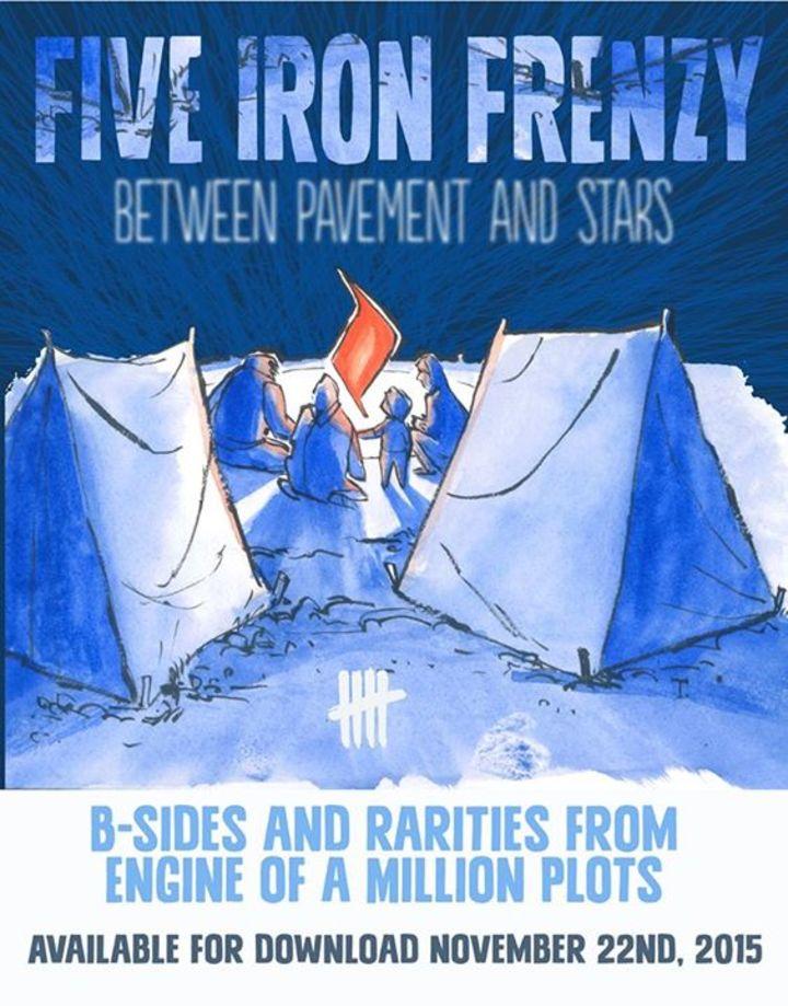 Five Iron Frenzy Tour Dates