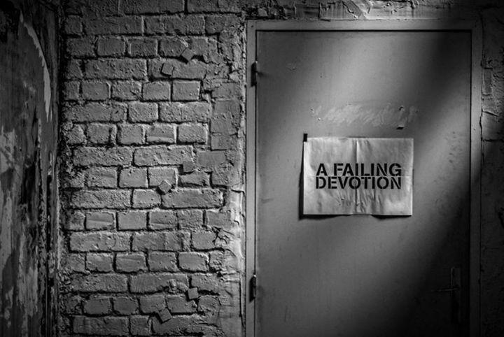 A Failing Devotion Tour Dates