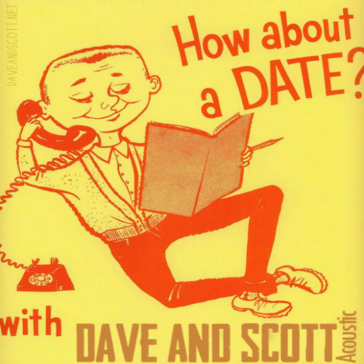 Dave and Scott Tour Dates