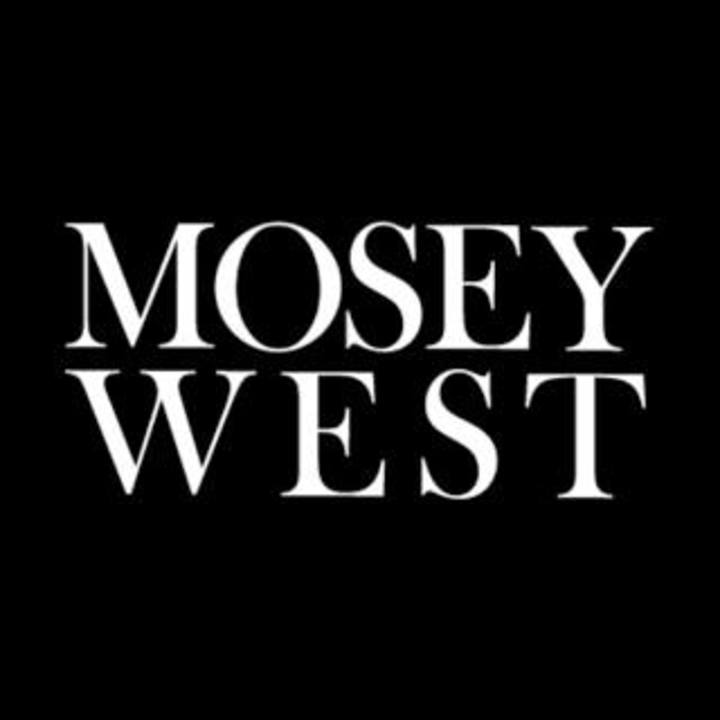 Mosey West Tour Dates