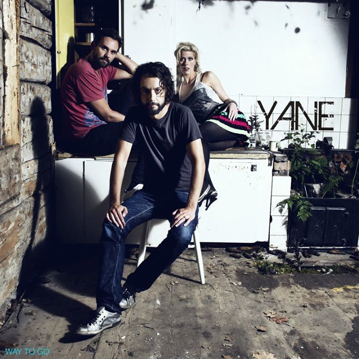 Yane Tour Dates