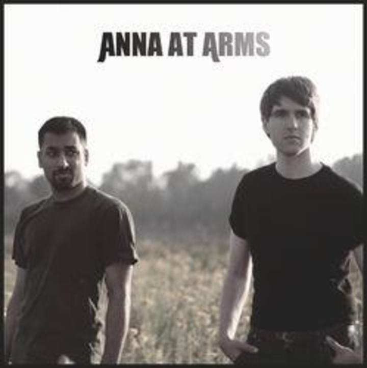 Anna at Arms Tour Dates