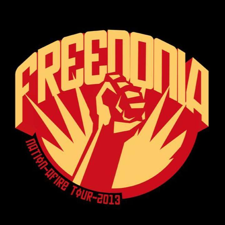 Freedonia Tour Dates