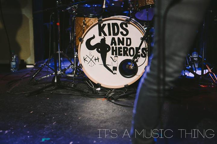Kids & Heroes Tour Dates