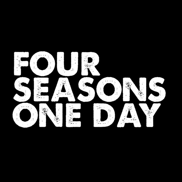Four Seasons One Day Tour Dates