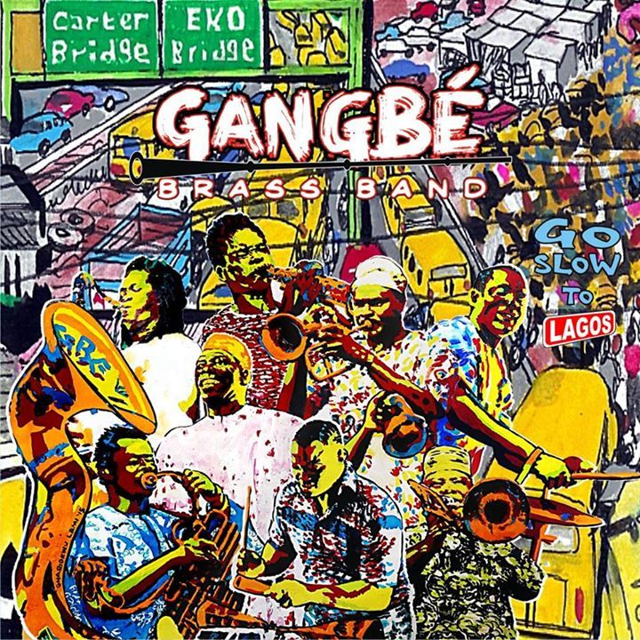 Gangbe Brass Band Tour Dates