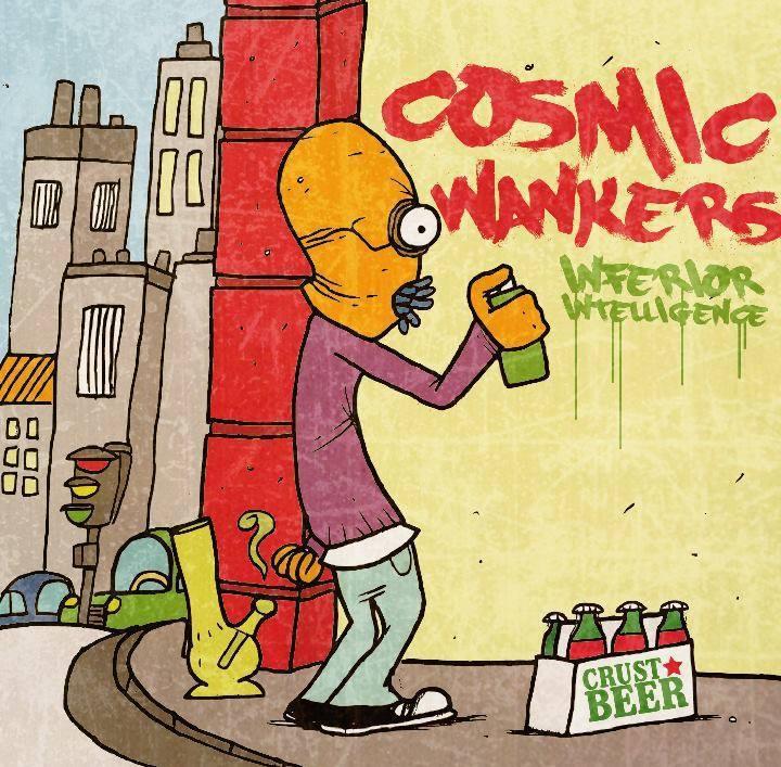 Cosmic Wankers Tour Dates