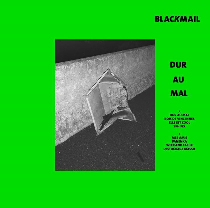 BLACKMAIL ( Official - French Band ) Tour Dates