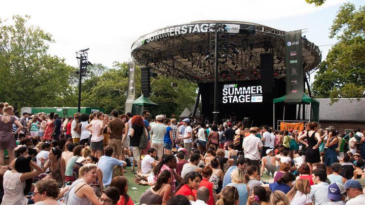 Cymande @ SummerStage - New York, NY