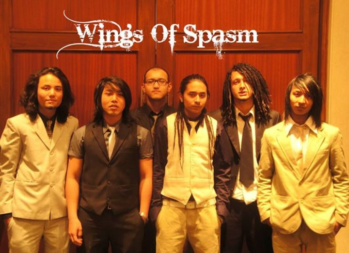 Wings of Spasm Tour Dates