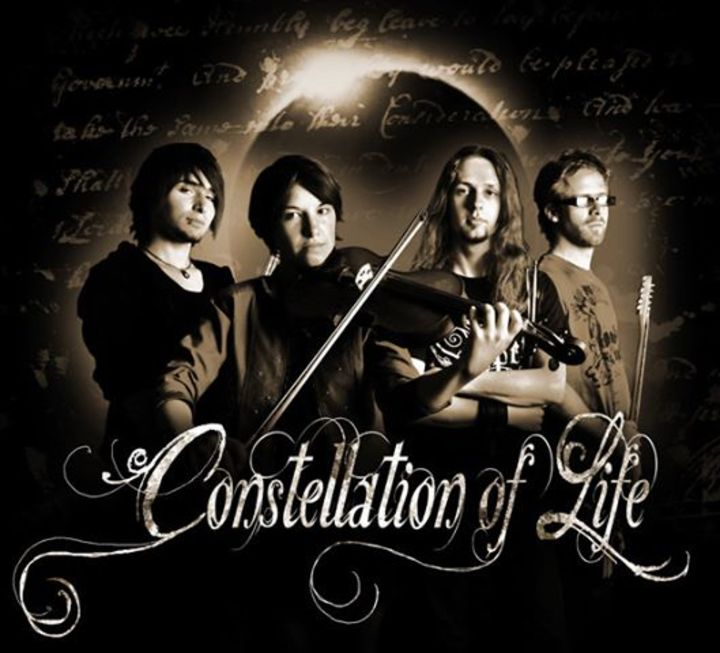 Constellation of Life Tour Dates